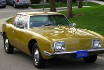 Studebaker / Classic Studebaker Restoration Projects