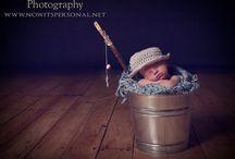 Newborn Fishing theme