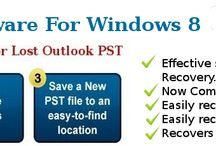 Repair PST Windows 8 / Repair PST Windows 8 using the newly launched third party automatic tool. The upgraded version now supports Windows 8.