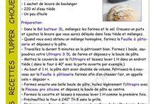 recette tupperware fiche pain complet