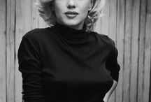 Marilyn Monroe  / All things beauty... So it must be all things Marilyn
