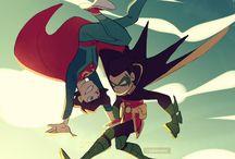 DC Comics/ MARVEL