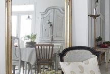 Home inspiration / Interieur ideeën