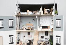 Dollhouse Reno ideas / Dollhouse for Eva and Rosie