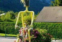 polkupyöräkukka