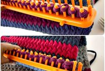 Long Loom Knitting