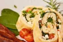 Breakfast Entrees / Recipes we serve regularly or are considering adding to the menu!