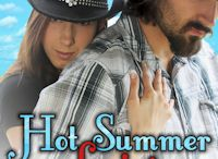 Hot Summer Lovin' / Three Short, HOT Stories – Sexy cowboy romances from New York Times and USA Today bestselling author Randi Alexander. These three male/female (M/F) erotic romances give you a lovely taste of what makes Randi's books so special. She mixes tender romance with a healthy dose of wild, passionate lovin'. Heat up your summer…any time of the year with Banging the Cowboy, Lightning Heat, and Skin Deep / by Randi Alexander