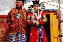 Viselet - mongol