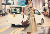 Korean fashion (feminine&classy look)