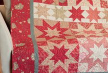 Quilts - Stars and misc