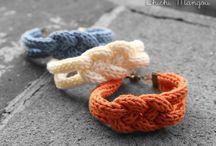 gioielli in lana