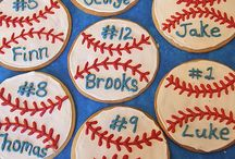 Baseball Recipes / Doesn't everyone need some good baseball recipes? For team treats, for baseball afternoons, for picnics with your old teammates and more!