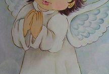 Só anjinhos p o natal