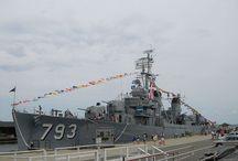 Navy Ships (Asbestos) / Photos of Navy Ships.