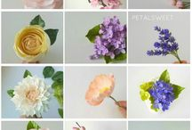 flowers fOr cakes etc