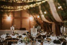 Bröllopsdukningar
