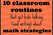 Math - Journals and Anchor Charts