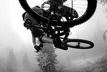 Mountain bike shoot