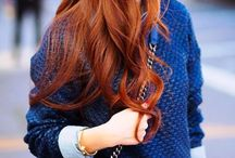 Hair - Ginger