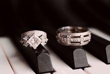 His & Hers Wedding Rings ME Jewellers Loves