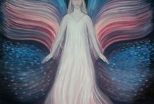 MY ANGELS / My Angel Paintings