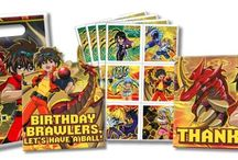 Bakugan Battle Brawlers Birthday Party Ideas, Decorations, and Supplies / Bakugan Battle Brawlers Party Supplies from www.HardToFindPartySupplies.com, where we specialize in rare, discontinued, and hard to find party supplies. We also carry several of the more recent party lines.