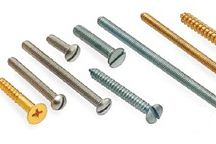 Brass Screws / Our excellent quality of Brass Screws/ Brass machine Screws are available in varied specifications, these brass screws cater the demand of numerous industries.