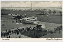 Vliegveld Waalhaven, Rotterdam.