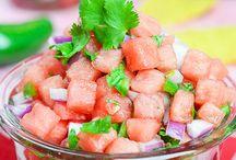 Watermelon Recipes / Recipes using watermelon