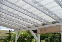 Toldos SPANNMAXXL - instalados / Los toldos de SPANNMAXXL son de diseño limpio y elegante.  Más información de nuestros toldos en: http://www.spannmaxxl.es/toldo_palillero/