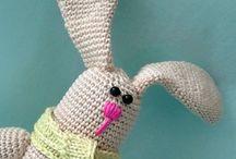 amigurumi / handmade crochet toys