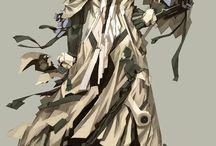 Character inspiration / For fantasy worldbilding or just as inspiration for fantasy fashion.
