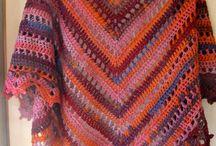 omslagdoeken en sjaals.