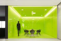 Interiors: meeting room