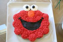 Monster cake Cupcake