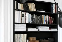 Library // Interior / Home interior