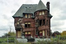 Detroit Ruins / by Scott Pepperman