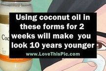 coconut for face