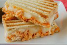 Sandwiches / lunch