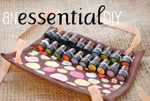 Essential Oils / by Becky @ Patchwork Posse