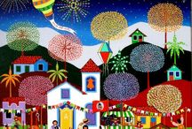Sao Joao / Festa tipica do Brasil. #SaoJoao