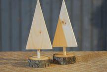 pomysły z drewna i nie tylko