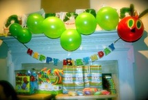 Oliver's 1st Birthday Party