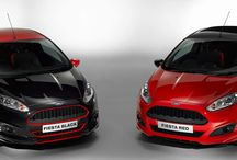 Ford Fiesta ST and Zetec S
