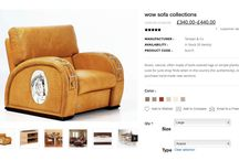 Home Decor Web Design / Website designs to suiert Furniture retailers, interior designers, Bathroom and Kitchen suppliers. - www.adwisedigital.com.au