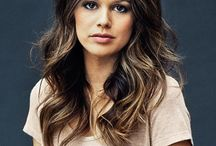 Hairstyle; Ombre Hair