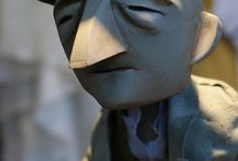 ChD - Men / Character Design  Masculine character design inspiration From adulthood to middle age