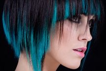 Hair stuff / by Ally Boelstler