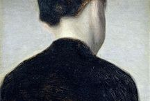 Art Vilhelm Hammershoi 1901